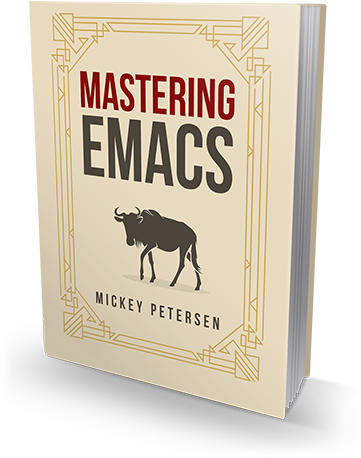Master Emacs cover